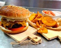 Burger Bilbao Beef image