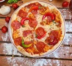 Pizza Diavola ( extra hot ) image