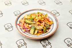 Spicy Veg Salad image