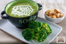 Zuppă cremă di broccoli image