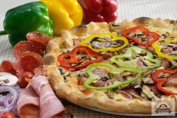 Pizza  Rusticana image