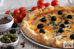 Pizza Siciliana image