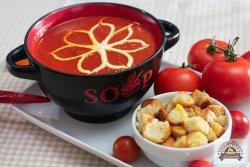Zuppă cremă di pomodoro image