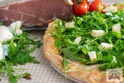 Pizza Trentina image