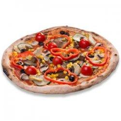 Pizza Vegană image