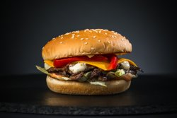 Cheesy Beef Buzzter  image