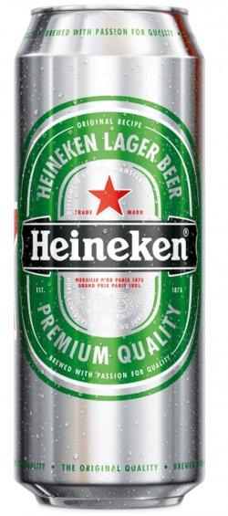 Heineken 0.5l image