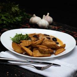 Cartofi wedges mare  image