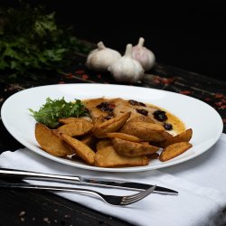 Cartofi wedges mic  image