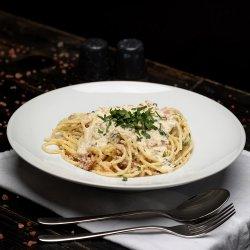 Spaghete carbonara  image