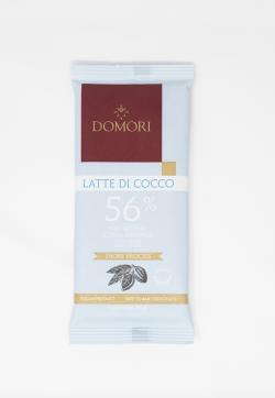 Domori Ciocolata cu lapte de cocos image