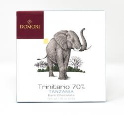 Domori Ciocolata Trinitario 70% origine Tanzania image