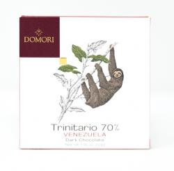 Domori Ciocolata Trinitario 70% origine Venezuela image