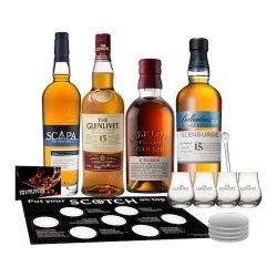 Pachet Single Malt Whisky Tasting + Sesiune Degustare Online împreună cu Tristan Campbell, Global Brand Ambassador Chivas Brothers image