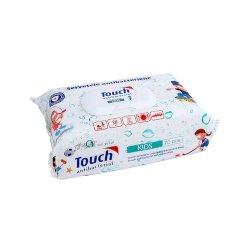 Servețele umede antibacteriene Touch Kids 70 buc. image