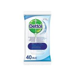 Servețele umede dezinfectante Dettol 40 buc. image