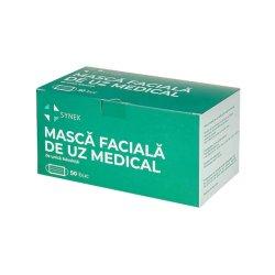 Maști medicale faciale, de protecție, de unică folosință, nesterile, tip II R, Set 50 buc. image