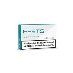 HEETS Turquoise Label image