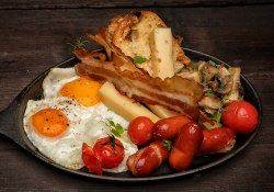 English Breakfast image