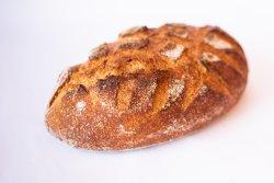 Pâine cu maia țărănească image