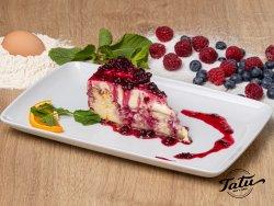 Cheese cake cu fructe de padure image