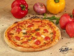 Pizza Caprese image