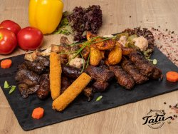 Platou cald Tatu bar&grill 4 pax image
