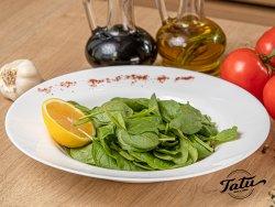 Salata verde cu lamaie image