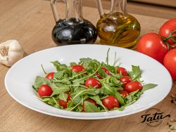 Salata rucola cu rosii cherry image