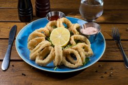 Fritto calamari image