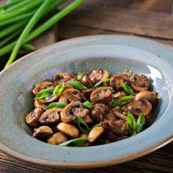 Ciuperci sote cu mirodenii image