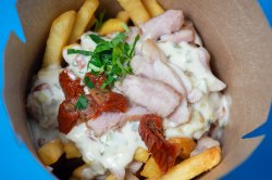 Chicken Poutine image