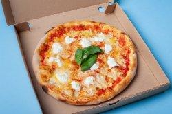Pizza Margherita Bufala image