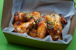 Sweet Chilli wings image