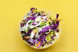 Coleslaw salad image