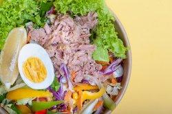 Classic tuna salad image
