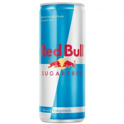 Red Bull Sugarfree image
