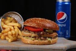 Burger pui dublu image