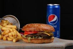 Burger vită angus image