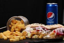 Kebab mediteranean image