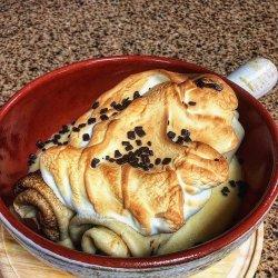 Frittele cu sos de ricotta și vanilie  image