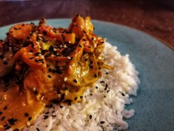 Thai curry image