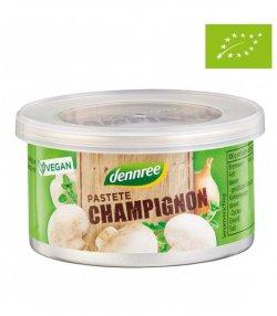 nadr-411669 pate vegetal eco cu ciuperci champinio
