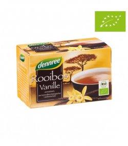 nadr-481443 ceai eco rooibus cu vanilie x 20 plicu