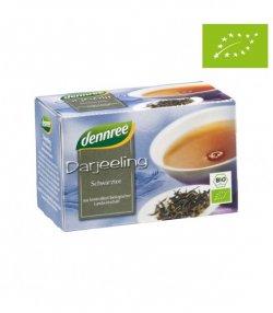 nadr-481498 ceai eco negru Darjeeling x 20 plicuri