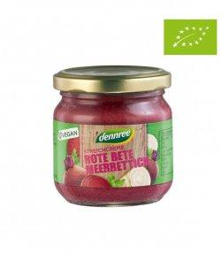 nadr-pate vegetal eco cu sfecla rosie si hrean 180