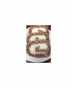 rulada eco de cacao cu cocos 100g