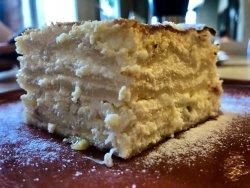Plăcintă cu brânză și stafide image