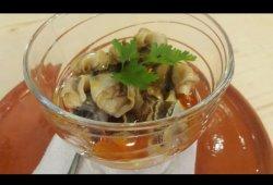 Rapana marinată cu lămâie / usturoi / ulei picant image