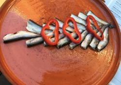 30% Reducere Sardeluță marinată în vin / ulei / ulei picant image